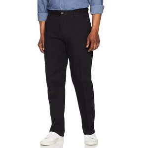 Other - Mens Classic Fit Black Chino Pants Sz 35
